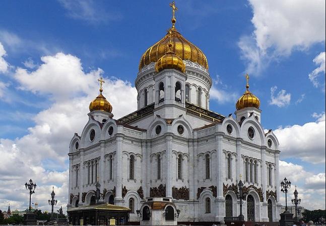 СВЯТЫНИ МОСКВЫ.  Эксурсионный автобусный тур по монастырям Москвы
