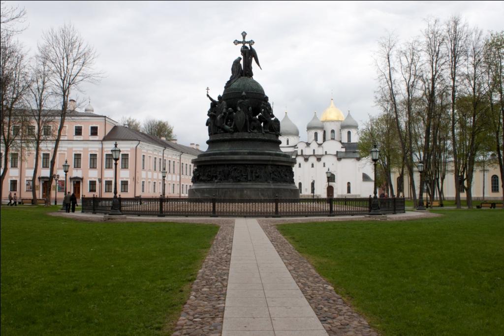 ЖЕМЧУЖИНА НОВГОРОДСКОГО КРАЯ. Великий Новгород  Экскурсионный тур 2 дня 1 ночь