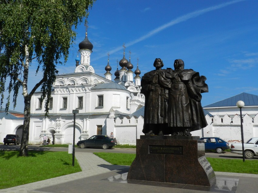 СОКРОВИЩА НИЖЕГОРОДСКОГО КРАЯ. Муром - Нижний Новгород