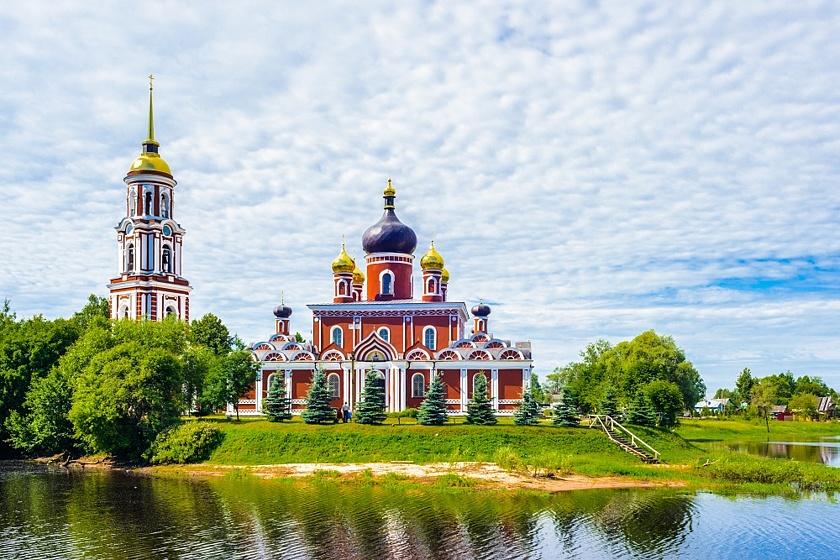 ПОВЕСТЬ ВРЕМЕННЫХ ЛЕТ. Великий Новгород – Валдай – Старая Русса Экскурсионный тур 3 дня 2 ночи